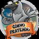 Corvo Prateado