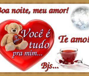 Amor , boa noite