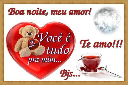 Amor , boa noite 1