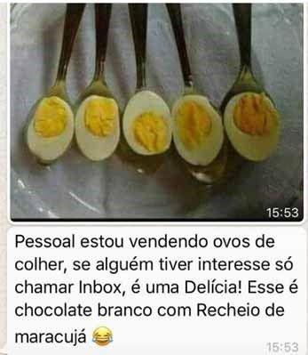 Ovos de colher 1